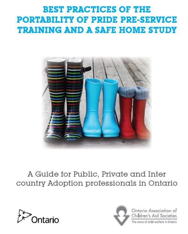Navigating the Ontario adoption system made easier